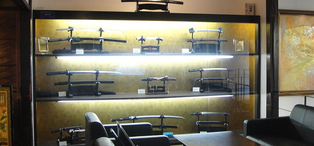 東山堂聖護院店二階商談室
